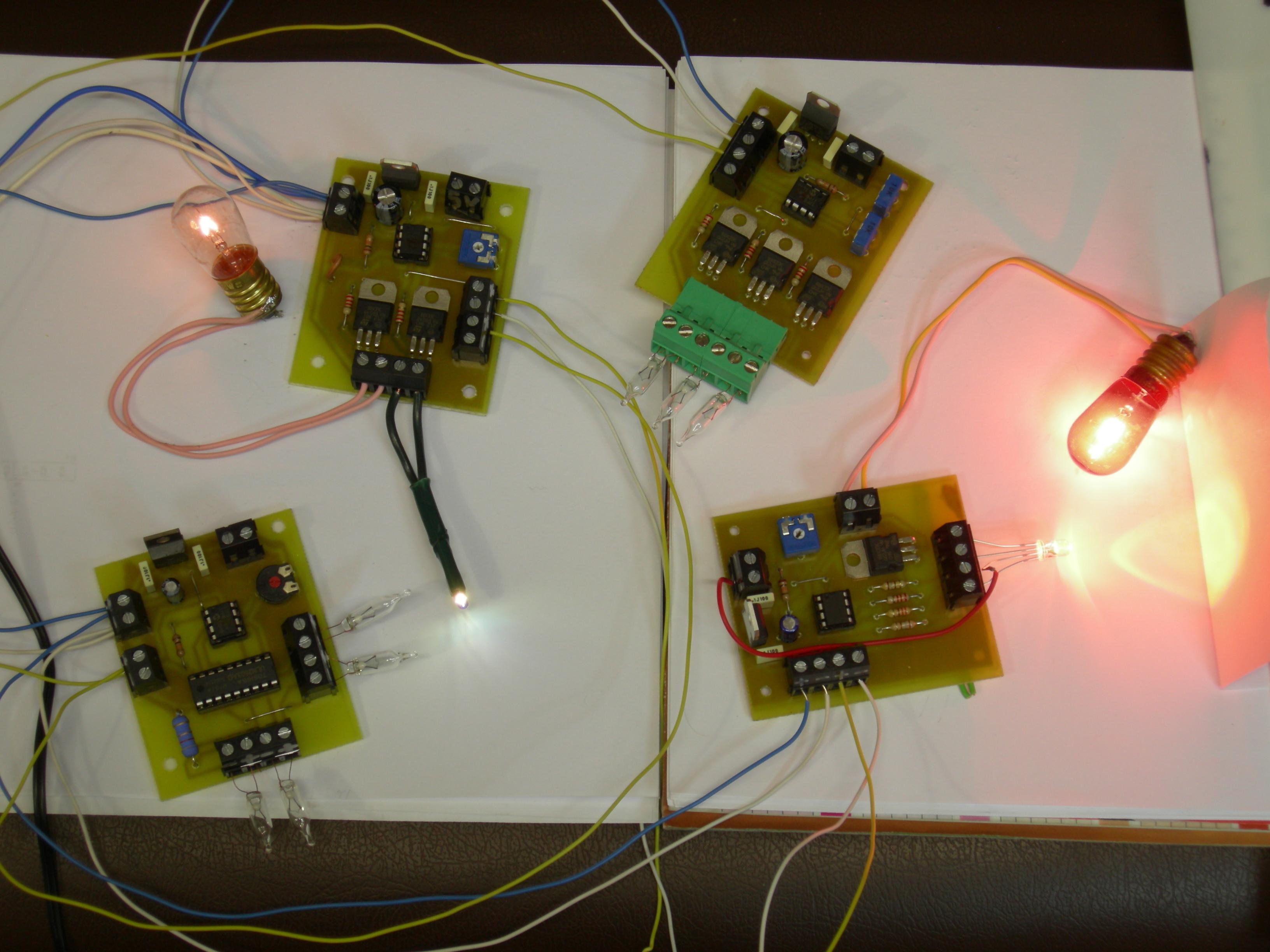 Schema Elettrico Giorno Notte Presepe : Progetto microcentralina presepevirtuale
